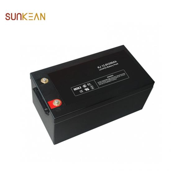 Lithium Iron Phosphate Battery 200ah